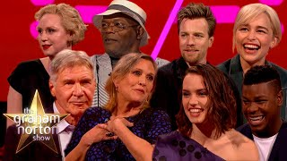 EUROPESE OMROEP | OPENN  | The Absolute BEST Star Wars Moments On The Graham Norton Show