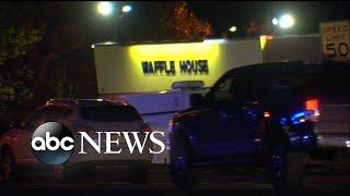 EUROPESE OMROEP | ABC News | Gunman opens fire at Waffle House outside Nashville | 1524411009 2018-04-22T15:30:09+00:00