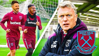 EUROPESE OMROEP | OPENN  | WE TRAINED WITH WEST HAM FIRST TEAM! 😳😱🔥
