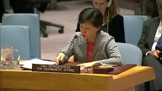 EUROPESE OMROEP | United Nations | Izumi Nakamitsu (Disarmament Affairs) on the attack in Salisbury - Security Council, 8237th meeting | 1524084490 2018-04-18T20:48:10+00:00