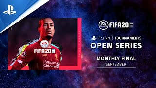 EUROPESE OMROEP OPENN FIFA 20 Monthly Finals EU : PS4 T