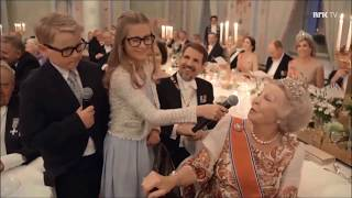 EUROPESE OMROEP | OPENN  | Flashback: European royals celebrate 80th birthday Harald & Sonja of Norway