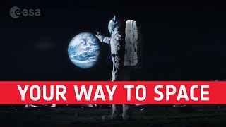 EUROPESE OMROEP OPENN Your way to space | 4K