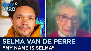 "EUROPESE OMROEP | OPENN  | Selma van de Perre - Surviving the Holocaust & Why She Wrote ""My Name Is Selma"" 