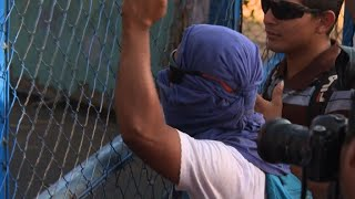EUROPESE OMROEP | AFP news agency | Hundreds in Nicaragua protest to free arrested students | 1524773566 2018-04-26T20:12:46+00:00