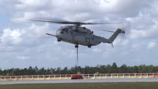 EUROPESE OMROEP | LockheedMartinVideos | Sikorsky CH-53K Completes Critical Flight Envelope Expansion with 36,000-pound External Lift | 1520426775 2018-03-07T12:46:15+00:00