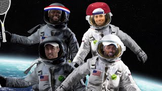 EUROPESE OMROEP | US Open Tennis Championships | TMinusNetGeneration: Pros Give Their Tennis In Space Advice | 1521313999 2018-03-17T19:13:19+00:00