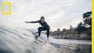 EUROPESE OMROEP | OPENN  | Surf Sisters - Ep. 2 | National Geographic Presents: IMPACT With Gal Gadot