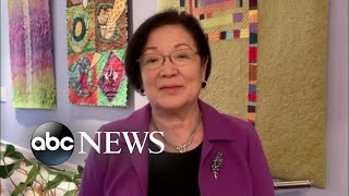 EUROPESE OMROEP OPENN Hawaii Sen. Mazie Hirono discusses new