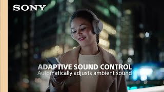 EUROPESE OMROEP | OPENN  | Sony | WH-1000XM4 Industry Leading Noise Canceling Headphones with Smarter Listening