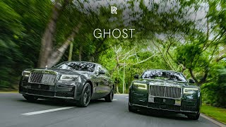 EUROPESE OMROEP | OPENN  | Rolls-Royce Ghost Extended: Exclusive coastal drive
