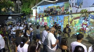 EUROPESE OMROEP | OPENN  | Memorial for victims of deadly police raid in Rio