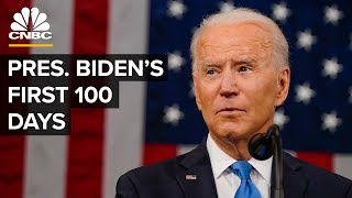 EUROPESE OMROEP | OPENN  | What Did President Biden Do In His First 100 Days?