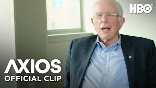 EUROPESE OMROEP | OPENN  | Axios on HBO: Sen. Bernie Sanders on Why the Left Needs the Working Class (Clip) | HBO