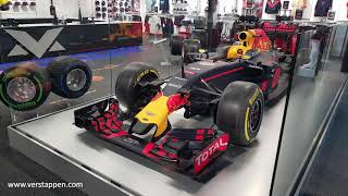 EUROPESE OMROEP | OPENN  | Max Verstappen store: Toro Rosso STR11 OUT & Red Bull Racing RB12 IN - time-lapse