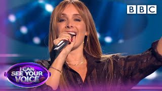 EUROPESE OMROEP | OPENN  | Louise Redknapp performs 'Lets Go Round Again' | I Can See Your Voice - BBC