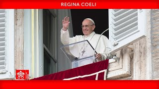 EUROPESE OMROEP OPENN April 18 2021 Regina Coeli prayer Pope
