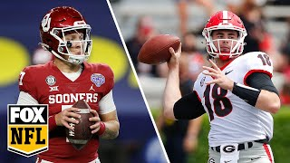 EUROPESE OMROEP | OPENN  | Way-Too-Early 2022 NFL Mock Draft | FOX NFL