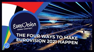 EUROPESE OMROEP OPENN The four ways to make Eurovision