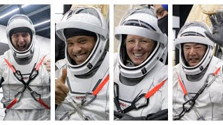 EUROPESE OMROEP | OPENN  | NASA's SpaceX Crew-1 Astronauts Answer Questions After Return to Earth