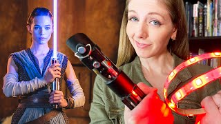EUROPESE OMROEP | OPENN  | Disney's REAL lightsaber looks insane! Here's how it may work