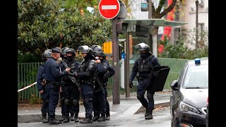 EUROPESE OMROEP OPENN BREAKING: Two wounded in Paris kn