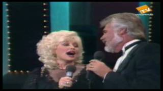 EUROPESE OMROEP | OPENN  | KENNY ROGERS &  DOLLY PARTON -  ISLANDS IN THE STREAM - HQ Audio