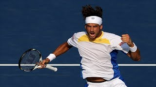 EUROPESE OMROEP | US Open Tennis Championships | Feliciano Lopez Fast Reaction vs Andy Murray (2012 US Open Tennis) | 1520866165 2018-03-12T14:49:25+00:00