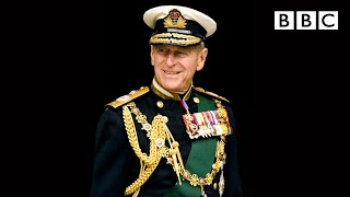 EUROPESE OMROEP OPENN Prince Philip has died aged 99 @B