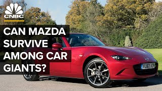 EUROPESE OMROEP | OPENN  | Can Small And Scrappy Mazda Survive Among Automotive Giants?