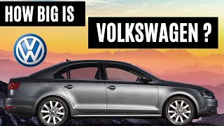EUROPESE OMROEP | OPENN  | How Big is Volkswagen???  || 10 Facts You Must Know