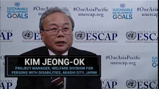 EUROPESE OMROEP | United Nations ESCAP | Voices from APFSD 2018: Kim Jeong-Ok | 1523266069 2018-04-09T09:27:49+00:00