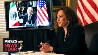 EUROPESE OMROEP | OPENN  | News Wrap: Harris appeals for Mexican cooperation on immigration