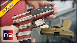 EUROPESE OMROEP | OPENN  | Americans Set a RECORD in April that Speaks VOLUMES about the 2nd Amendment