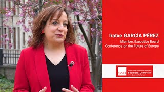 "EUROPESE OMROEP | OPENN  | Iratxe García Pérez - ""The role of the citizens is essential"""