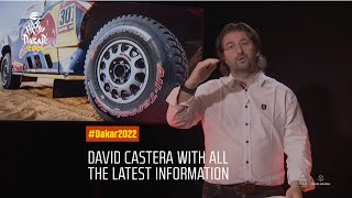 EUROPESE OMROEP | OPENN  | #Dakar2022 - David Castera with all the lastest information