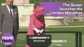 EUROPESE OMROEP | The Royal Family Channel | The Queen launches the London Marathon from Windsor Castle | 1524397637 2018-04-22T11:47:17+00:00