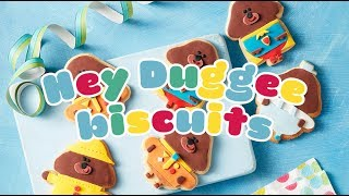EUROPESE OMROEP | BBC Good Food | How to make PAW-SOME Hey Duggee biscuits 🐾 - BBC Good Food Kids | 1520596024 2018-03-09T11:47:04+00:00