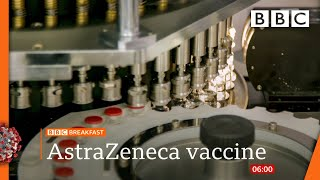 EUROPESE OMROEP OPENN AstraZeneca vaccine: How do you w