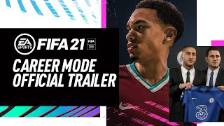 EUROPESE OMROEP OPENN FIFA 21 | Official Career Mode Trailer