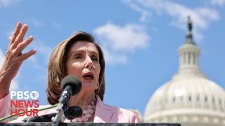 EUROPESE OMROEP | OPENN  | WATCH LIVE: Pelosi re-introduces Vanessa Guillén bill addressing sexual assault in the military