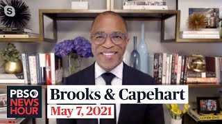 EUROPESE OMROEP | OPENN  | Brooks and Capehart on jobs report, Liz Cheney and election laws