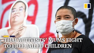 EUROPESE OMROEP | OPENN  | 'My life for his': mothers of jailed Thai protest leaders fight for children's release