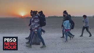 EUROPESE OMROEP | OPENN  | How smugglers seduce Central American migrants with the 'American Dream'
