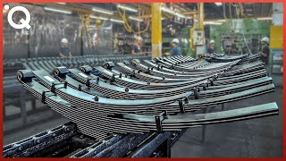 EUROPESE OMROEP | OPENN  | Most Amazing Factory Production Processes with Modern Machines