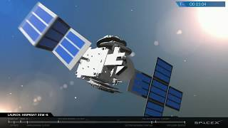 EUROPESE OMROEP | SpaceX | HISPASAT 30W-6 Mission | 1520318241 2018-03-06T06:37:21+00:00
