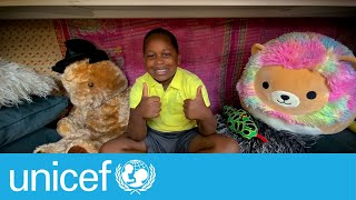 EUROPESE OMROEP OPENN Stuff UNICEF Cares About: Masks |
