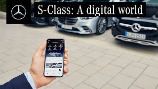 EUROPESE OMROEP | OPENN  | The New S-Class and the Mercedes me App