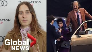 EUROPESE OMROEP | OPENN  | Jared Leto talks process of transforming into Paolo Gucci: