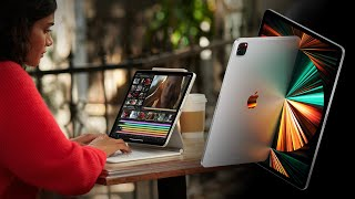 EUROPESE OMROEP | OPENN  | The best new features of the Apple iPad Pro (2021)